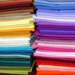 پارچه چلوار رنگی
